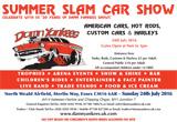 Damn Yankees American Car Show